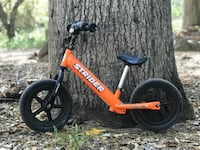 Strider Balance Bike Orange  Santa Barbara, 93105
