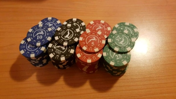 FICHES POKER