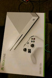 white Xbox One console box never opened sealed Spokane, 99202