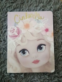 New Disney Cinderella note book