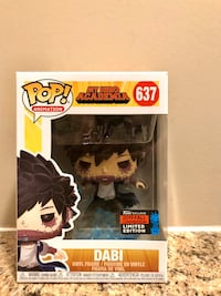 NYCC DABI - My Hero Academia Funko Pop!
