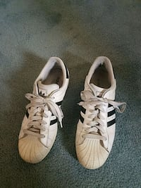 Classic Adidas Shell Toe Sneakers