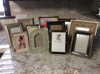 11-ASSORTED PHOTO FRAMES Toronto, M6L 1T8