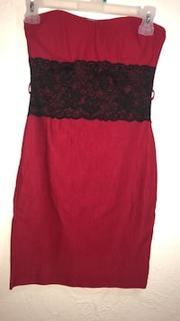 Red/black dress Jacksonville, 32207