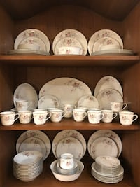 Noritake China Marianne 92 pieces Suisun City, 94585