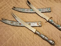 2 Sword Set Persian Art Manassas, 20109