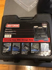 Craftsman tool case.