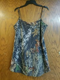 Junior Camouflage nightie or dress Muskego