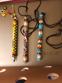 Beaded pens $30 each (only the yellow is available)  San Jose, 95123