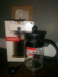 BODUM~BRISTRO NOUVEAU FRENCH PRESS COFFEE MAKER Dallas