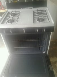 GE Gas Stove Brandon