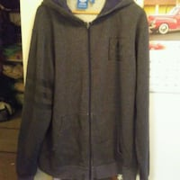 2 XL ADIDAS zip-up hoodie Winnipeg, R3G 1W9