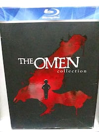 The Omen Collection Blu ray