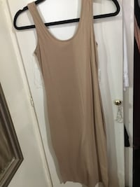 brown sleeveless midi dress Hayward, 94544