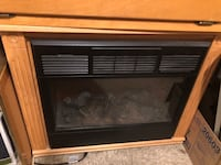 Electric fire place Baltimore, 21230