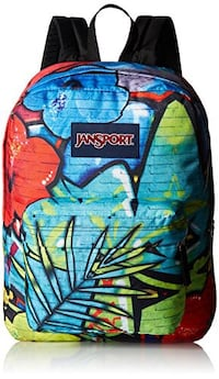 Jansport High Stakes Multi graffiti backpack, brand new with tags Bloomington, 47404