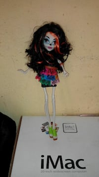 Muñeca de monster high Carrizal, 35240