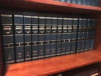 Two sets of American Encyclopedia Vaughan, L4H 1B3