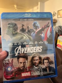Never used The Avengers Blu-Ray Albuquerque, 87123