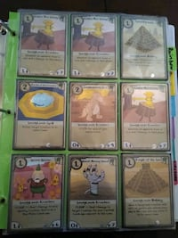 Adventure Time Card Wars Bundle Set.   Condition is Almost New.