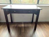 Table with pullout drawer McLean, 22101