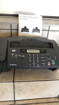 Fax machine hp to 1040/1050 Kalamazoo, 49009
