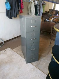 metal file cabinet  Oklahoma City, 73106