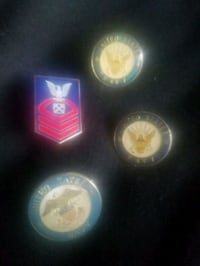 Military pins Portland, 97233