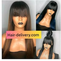 Hair-Delivery.com.        Lace front wigs  Henderson, 89012
