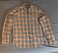 Burberry Dress Shirt Toronto, M4J 3C9