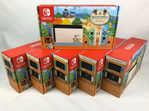 Nintendo - Switch SELLING AT WHOLESALE PRICES  fef44ca6-b8a9-410a-b8bd-12039d413d9f
