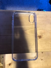 Speck iPhone X Clear case Mansfield, 76063