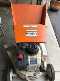 Sears Craftsman 8 H.P. Gas Powered Shredder Bagger  Guelph, N1L