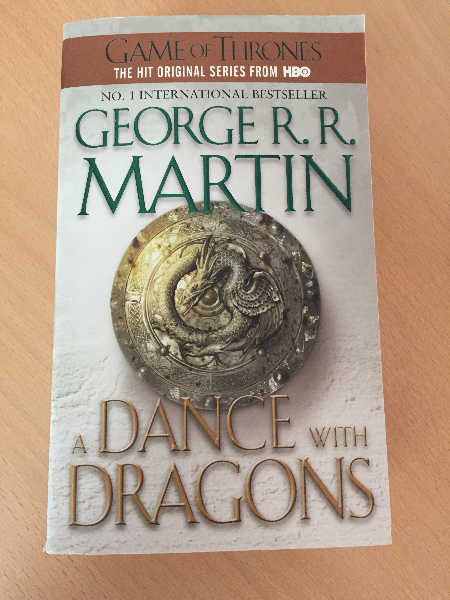 A Dance with Dragons, G. Martin