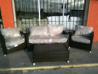 two white and black sofa chairs Hidalgo, 78557