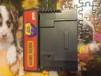 Game genie for super nintendo Edmonton, T5Y 2H2