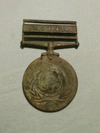 United Nations Service Medal Corpus Christi, 78404