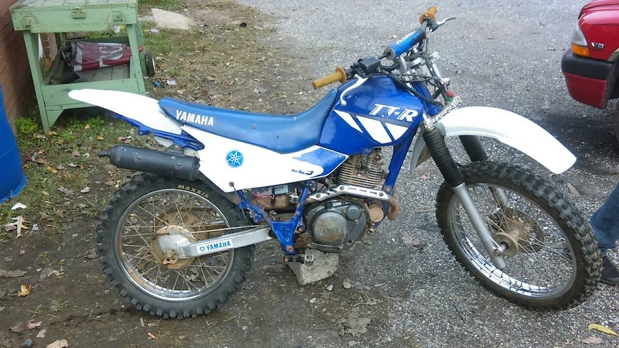 Used 2002 Yamaha    TTR       225       dirt       bike    in High Point