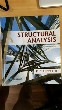 Structural Analysis Tenth Edition Textbook  Chelsea, J9B 1N2