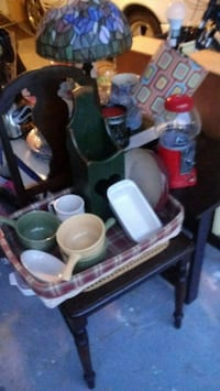 assorted color ceramic mugs and plates Frederick, 21702