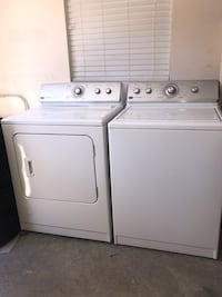 Maytag Centennial Commercial Washer and Dryer. Retails at $1,300.00 for both at Home Depot San Marcos, 92069