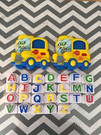 LeapFrog ABC Magnet Bus   Woodbridge, 22192