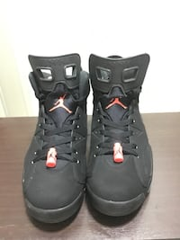 Jordan 6 Infrared sz8 Sterling, 20165