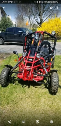 red and black dune buggy Gaithersburg, 20879