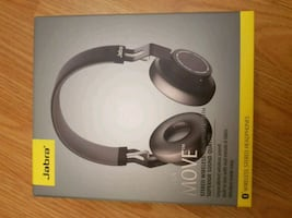 Jabra Bluetooth  wireless  headphone