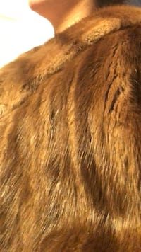Real fur / I don't know exactly what animal / Denver, 80230