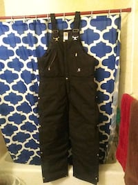 Carhardt insulated overalls Clearfield