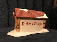 Heritage Village Collection Dickens' Village Maugansville, 21767
