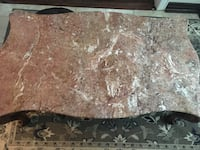 Marble top coffee table Toronto, M1B 0A3