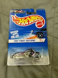 HotWheels 1997 First Edition #9 of 12 cars package